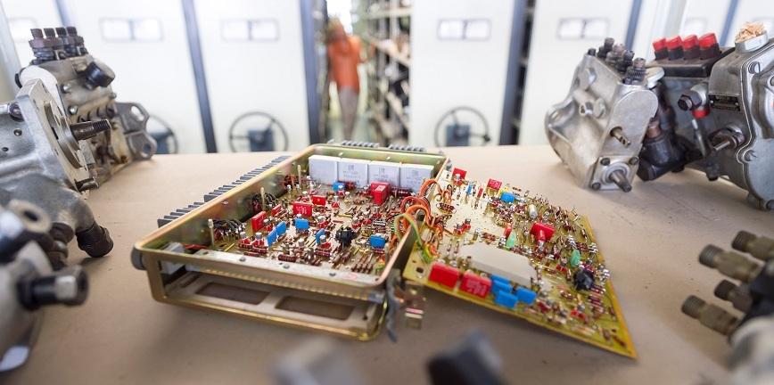 50 lat elektrycznych pomp paliwa Bosch