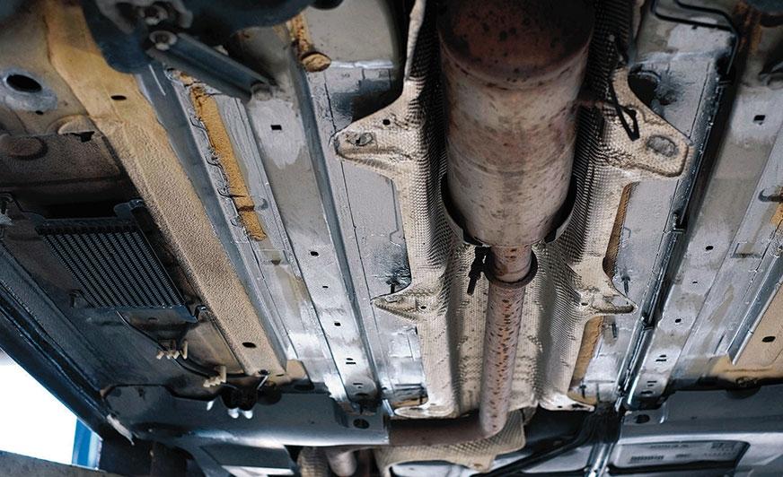 Konserwacja antykorozyjna – przygotowanie pojazdu do nadchodzącej zimy