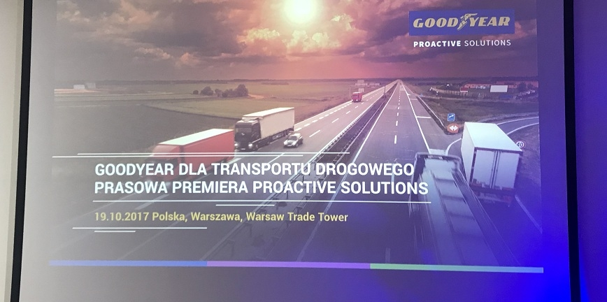 Premiera Goodyear Proactive Solutions [LIVE]