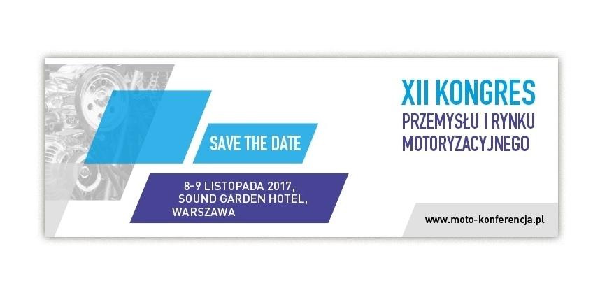 Rusza Kongres Przemysłu i Rynku Motoryzacyjnego
