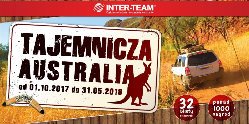 Do Australii z Inter-Team