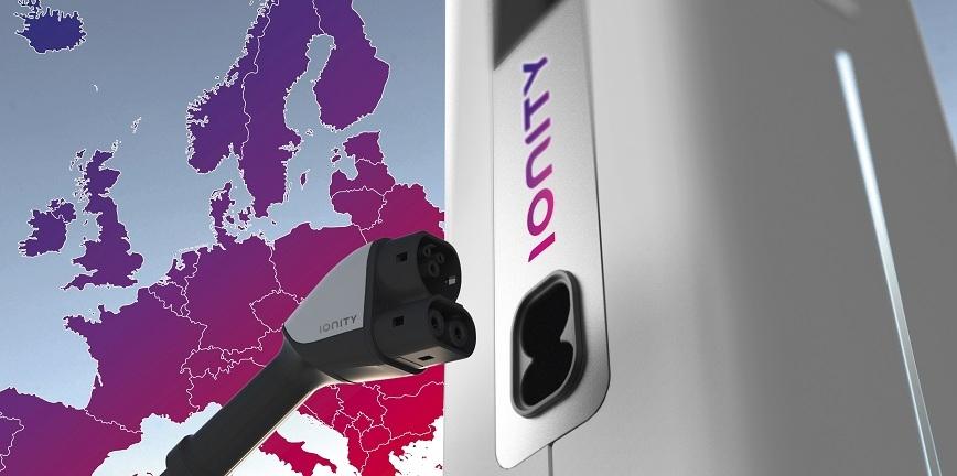 IONITY – ogólnoeuropejska sieć ładowania wysokiej mocy
