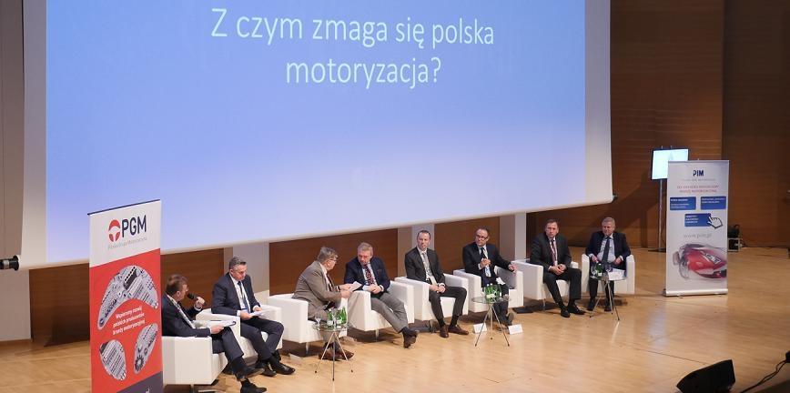 KONGRES 590: Z czym zmaga się polska motoryzacja?