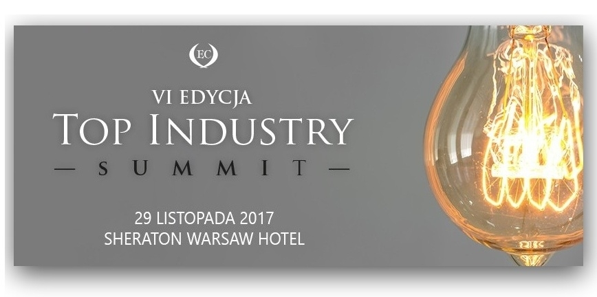 Top Industry Summit już w środę [PROGRAM]