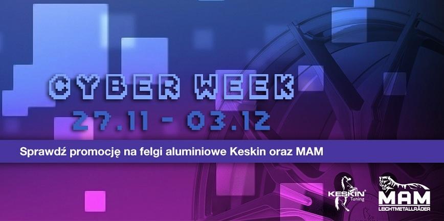 Cyber Week w FELGEO.PL