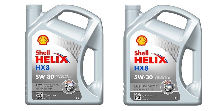 Shell wprowadza na rynek nowy olej syntetyczny