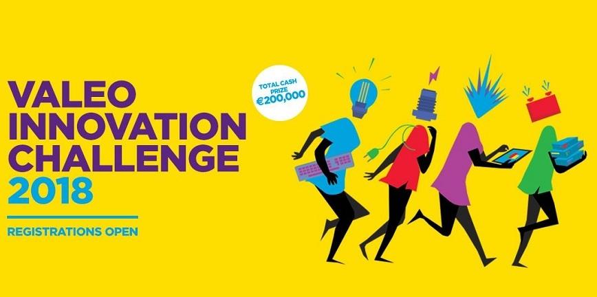 Valeo - nowe wyzwanie, nowa szansa dla start-upów