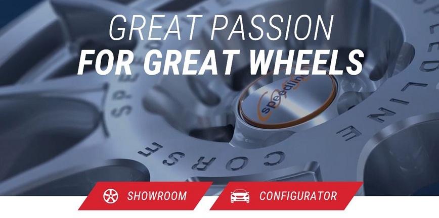 Nowy wygląd strony ronal-wheels.com