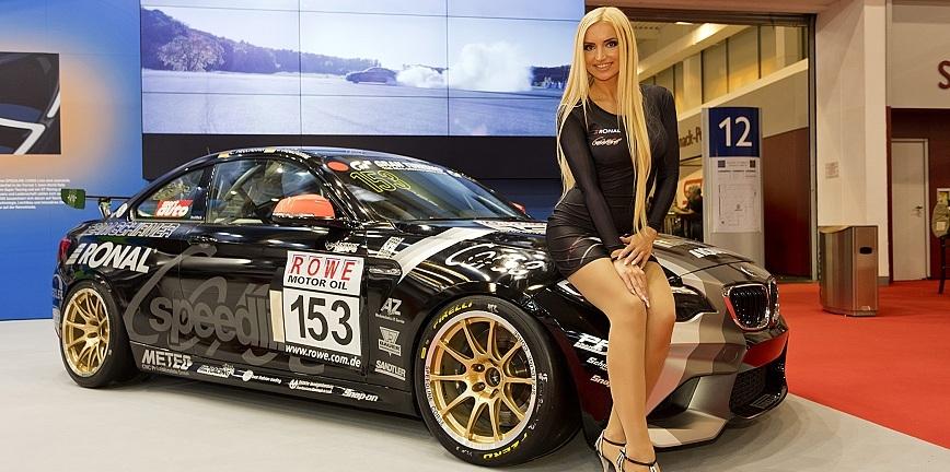 Essen Motor Show: innowacje w felgach