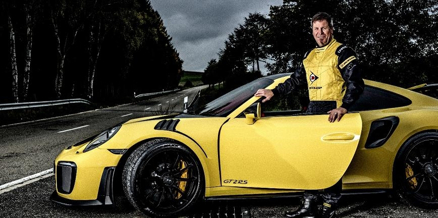 Dunlop też ma swojego Stiga