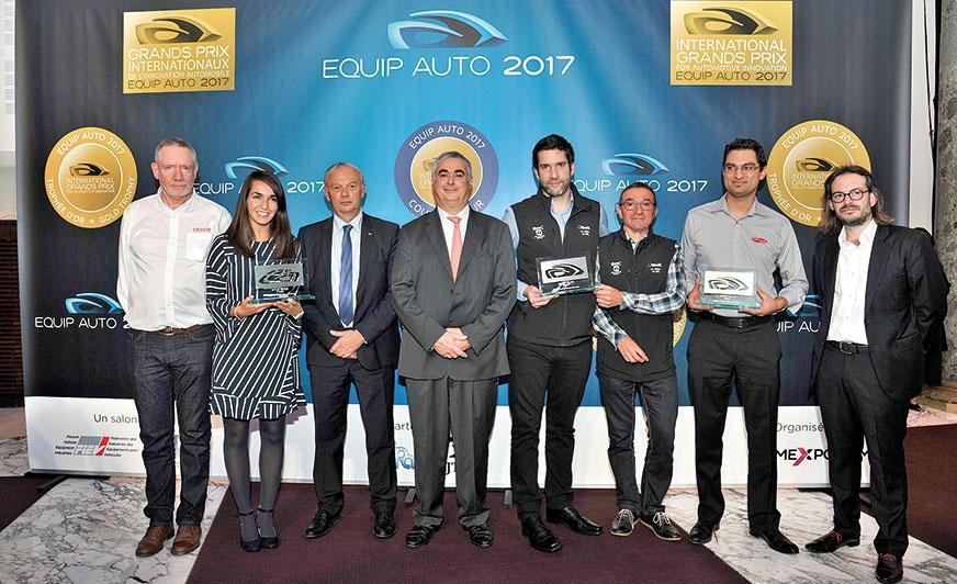 Equip Auto 2017 (cz. 2) – zwycięzcy rywalizacji oinnowacyjne propozycje isukces Go to Brand