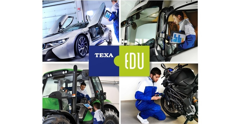 Texa zaprasza na szkolenia z obsługi sprzętu diagnostycznego