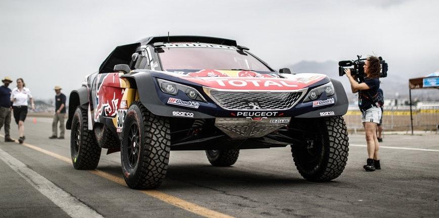 Dziś rusza Dakar. Team Peugeot-TOTAL ma coś do udowodnienia