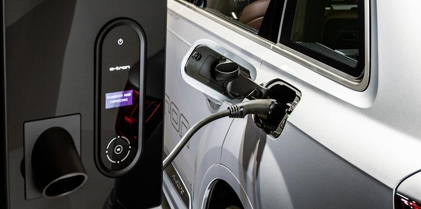 Audi Smart Energy Network: ładowanie samochodu w domu