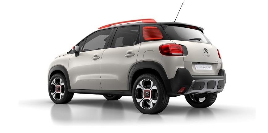 Hankook Jako Wyposażenie Fabryczne Citroëna C3 Aircross