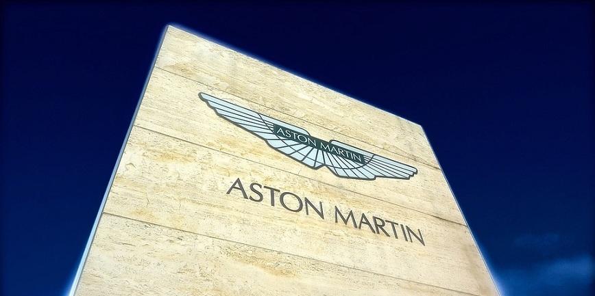 Aston Martin też wraca do serwisu...