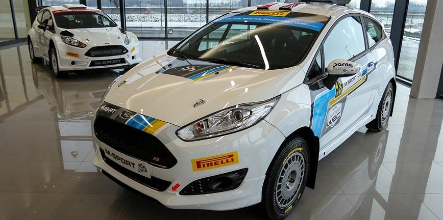 MŚ Junior WRC - Akcent na młodzież, w Rajdzie Szwecji na oponach PIRELLI SOTTOZERO