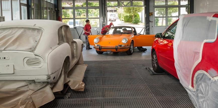 Renowacja klasycznego samochodu krok po kroku