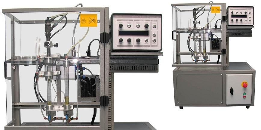 Nowości TTM: stanowisko testowania wtryskiwaczy STW-1A