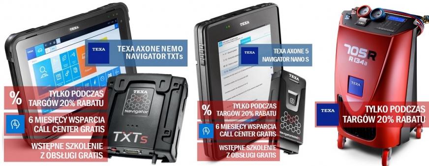 Targowe promocje: atrakcyjne zakupy w TEXA Poland