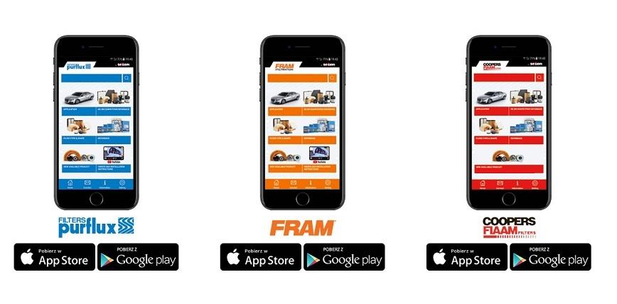 Nowe aplikacje firmy Sogefi