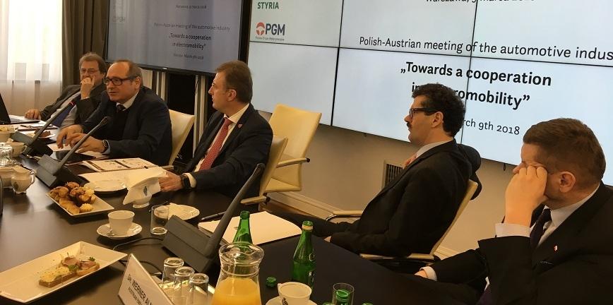 Polska Grupa Motoryzacyjna inicjuje współpracę z Austriakami