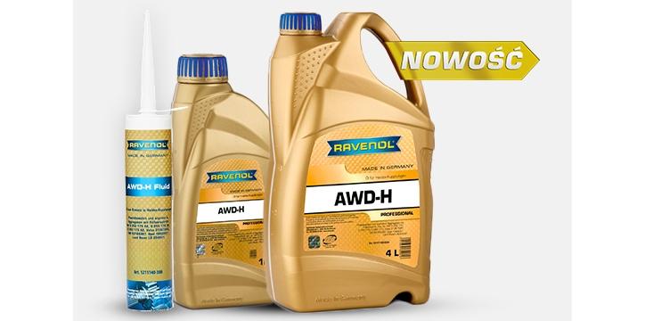 Nowość: syntetyczny olej do sprzęgieł HALDEX