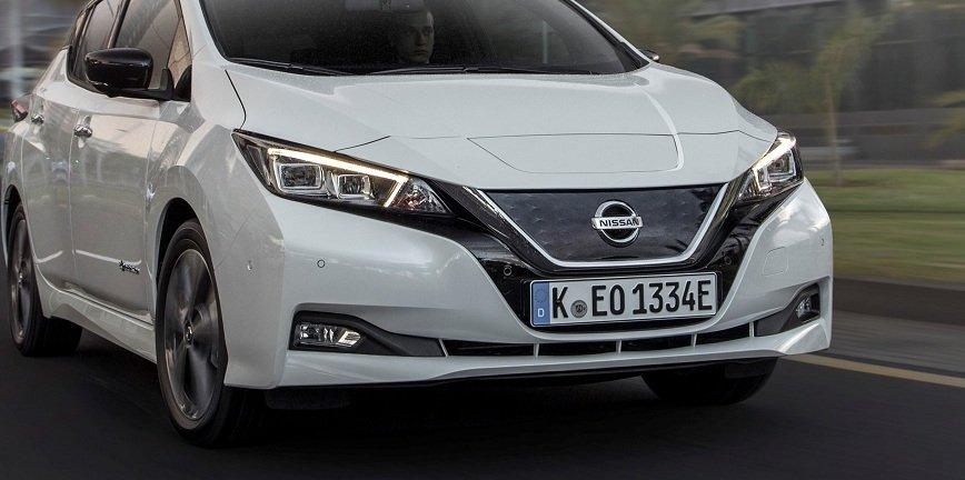 Innowacyjny program lakierowanych zderzaków Nissana rozszerzony