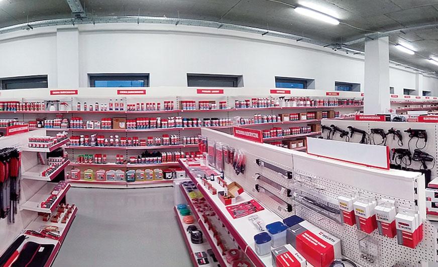 Würth otworzył największy sklep stacjonarny wPolsce