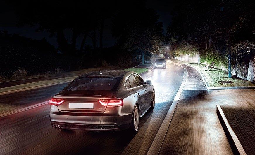 Oświetlenie samochodowe – nowoczesna technika w służbie kierowcy