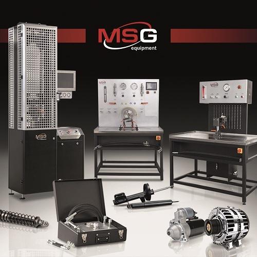 MSG Equipment.