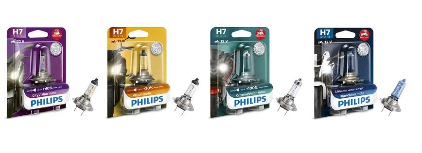 Philips: oferta dla motocykli
