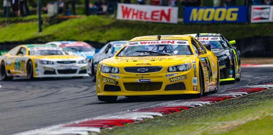 MOOG powraca do NASCAR Whelen Euro Series™
