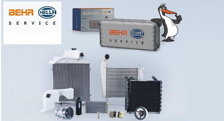 Głośnik do produktów Behr Hella Service [PROMOCJA]