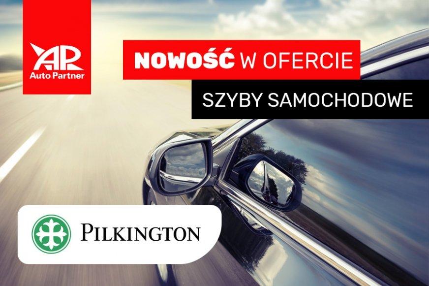 Szyby samochodowe Pilkington w Auto Partner