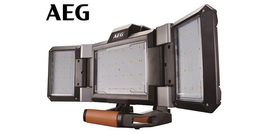 Narzędzia AEG w warsztacie samochodowym