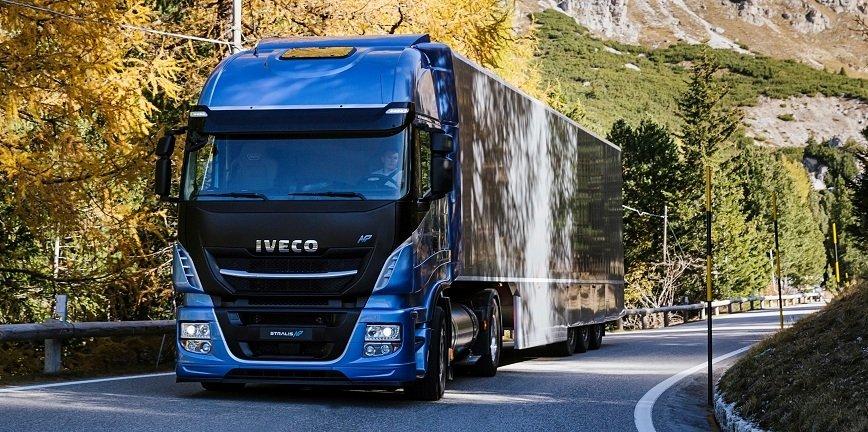 LNG jako alternatywa dla diesla w pojazdach ciężarowych?