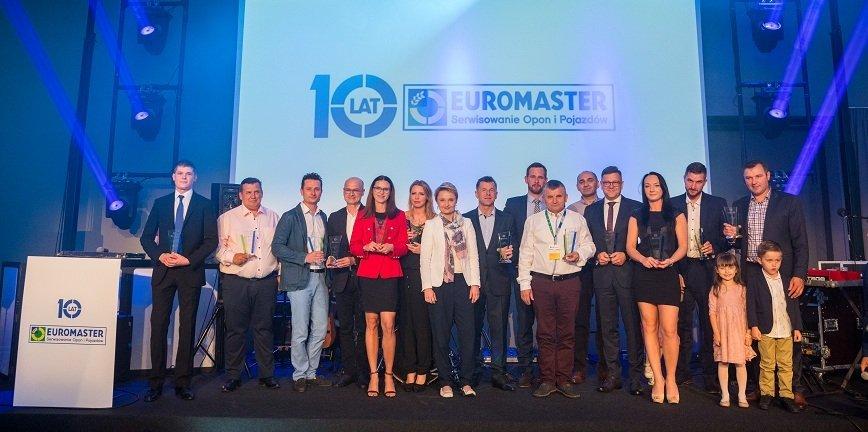 Euromaster już 10 lat na polskim rynku! [ZDJĘCIA]