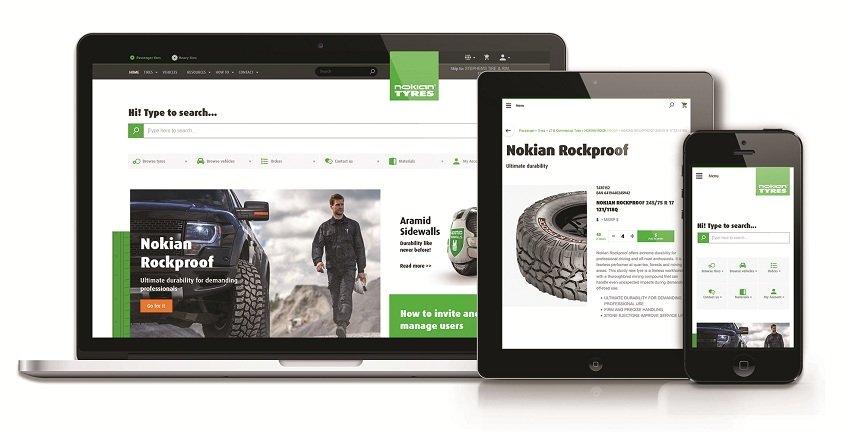 Usługa Dealer Services firmy Nokian Tyres w nowej odsłonie