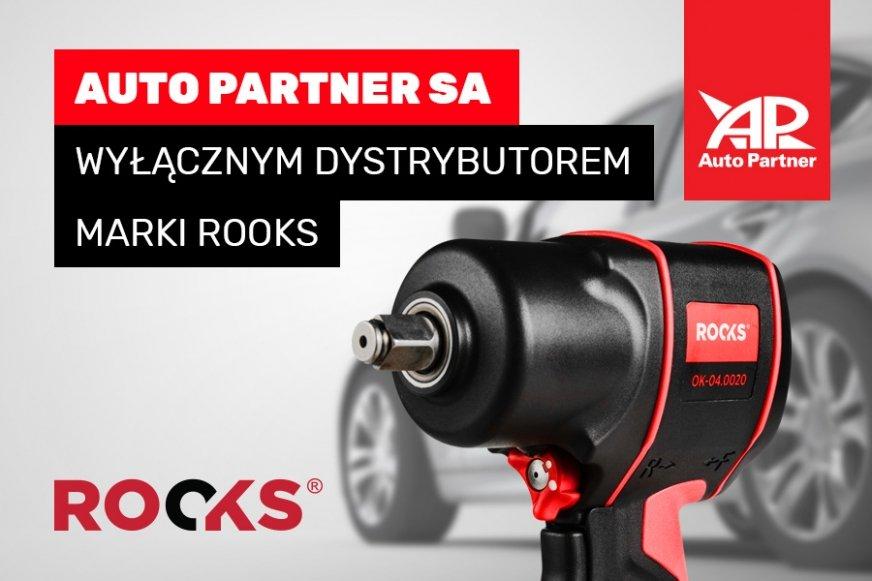 Auto Partner SA wyłącznym dystrybutorem marki ROOKS