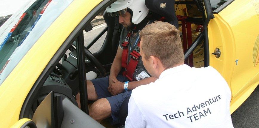 Trwa ZF Tech Aventure! Kolejne zdjęcia z Modlina!