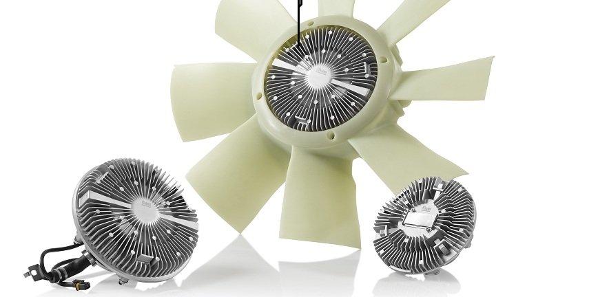 Sprzęgła wentylatorów chłodnic – kluczowy element w chłodzeniu silnika
