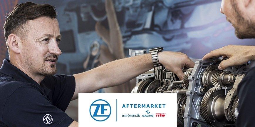 ZF Aftermarket na ProfiAuto Show 2018