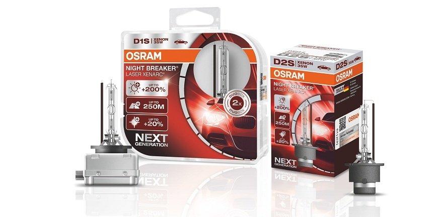 Nowości firmy OSRAM na targach ProfiAuto Show 2018