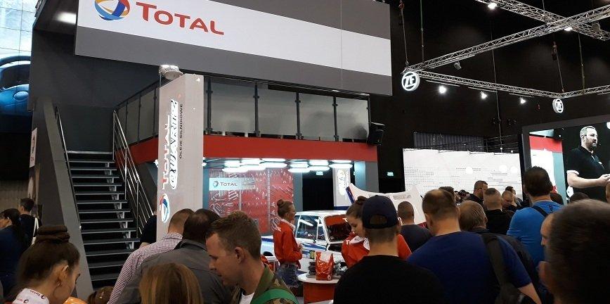 Total na ProfiAuto Show. Informacje o produktach i rozmowy z ekspertami [LIVE]