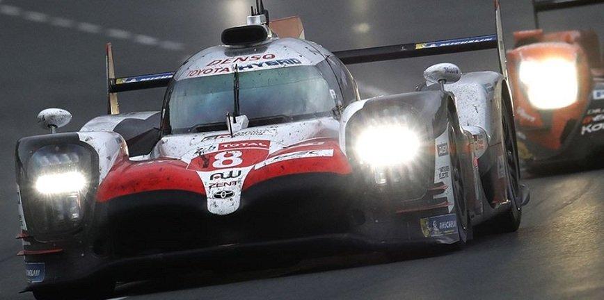 Sponsorowana przez DENSO ekipa Toyota Gazoo (TGR) zwycięża w wyścigu Le Mans 24h