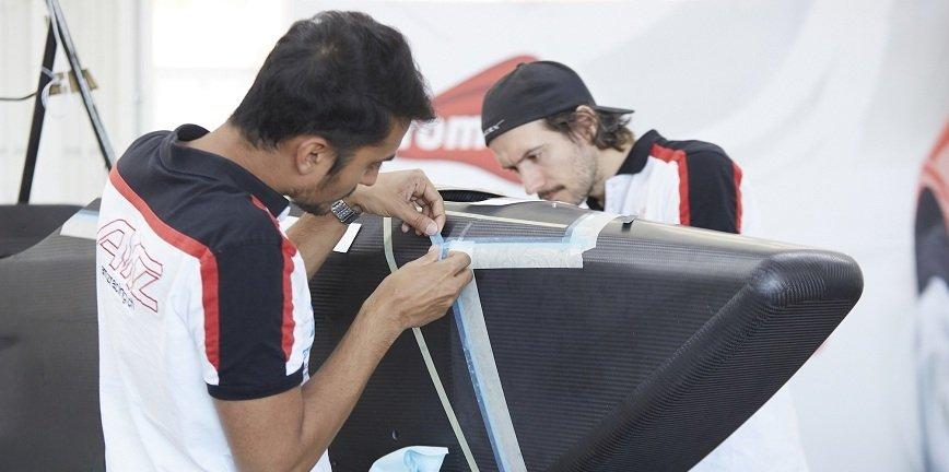 Cromax wspiera zespół Formuły Student
