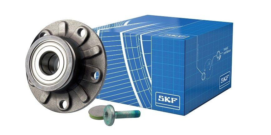 Istotne zmiany w łożyskach i piastach kół SKF