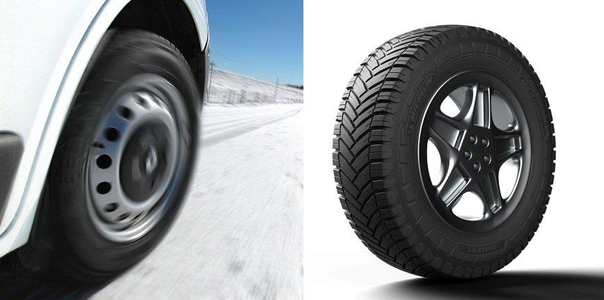 Opona całoroczna do pojazdów dostawczych? Propozycja od Michelin