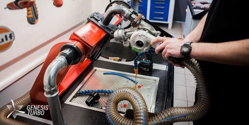 Kalibracja turbosprężarki kluczem do dobrej regeneracji